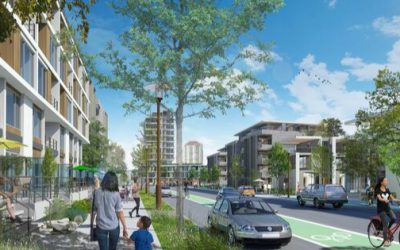 SOUTH END ENVISIONED AS URBAN LIVING 'EPICENTRE'